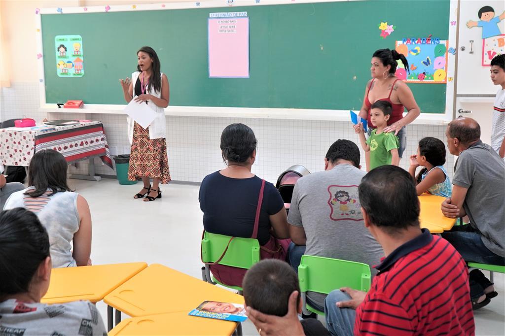 Sábado é a vez das reuniões com pais de alunos do Ensino Fundamental